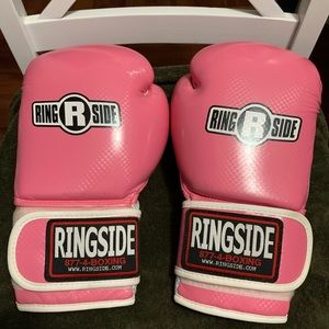 Ringside Punching Bag Fitness Gloves